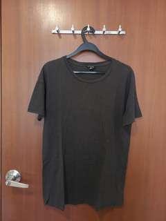 🚚 #Next30 Monki Black t shirt Top