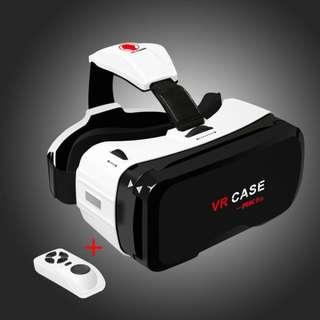 VR CASE RK 6th Virtual Reality 3D Glasses