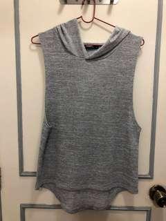Coco Cabana top w/ hoodie