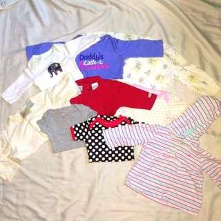 Branded onesies bundle