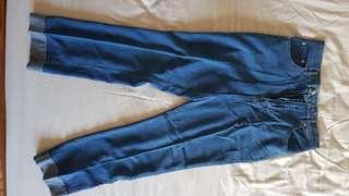 🚚 Jeans 100%cotton size 29 #Next30