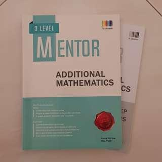 O Level AMath Mentor (Assessment Book)