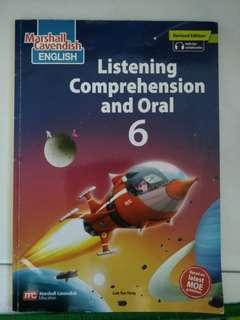 P6 listening Comprehension and oral