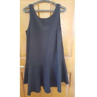 REPRICED! Short Black Dress