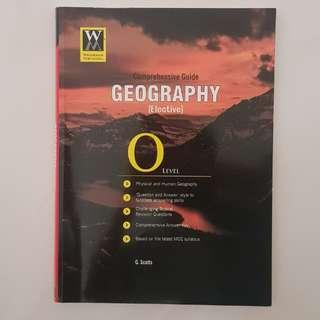 O Level Geography Comprehensive Guide (Elective)