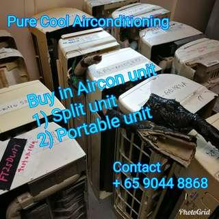 Recyling / Buying Aircon Unit