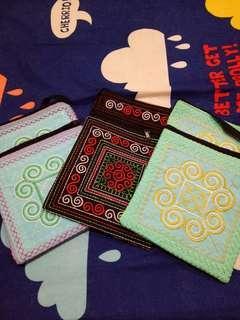 泰國編織小包