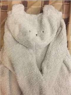 熊仔毛毛䄛 購自日本