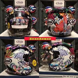Helmet Arai Ram 4 Oriental