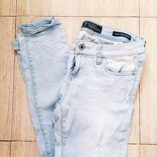 Guess Light Blue Denim Jeans