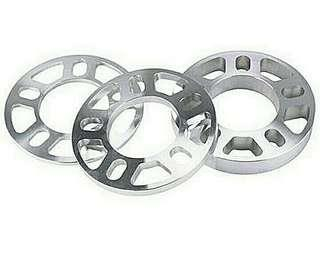 Wheels spacer 4pcs ✅