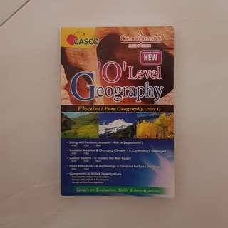 O Level Geography Comprehensive Guide Book