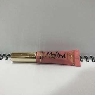 New Too Faced Metallic Lipstick Small Size