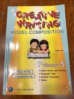 Creative Writing Model Composition Primary 5