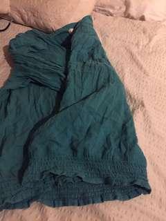 Vintage Sugarbabe blue top