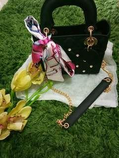 Tas jelly black