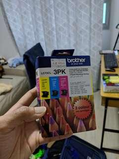 Brother LC73CL-3PK Printer Ink