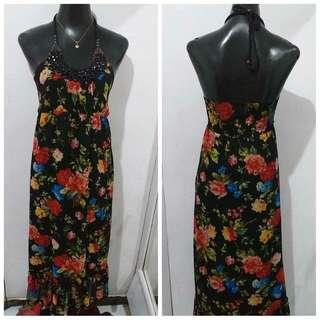 Maxi dress unused