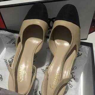 Authentic Chanel Slingback / Shoes