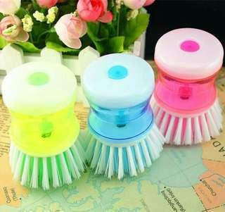 Dispenser sabun cair/ alat sikat panci