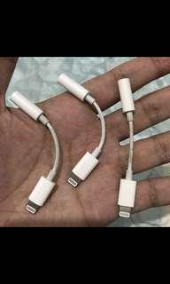 Apple Headphone Jack Adapter (Dongle)