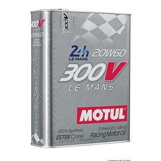 Motul 300V 20W60 Le Mans Motor Oil