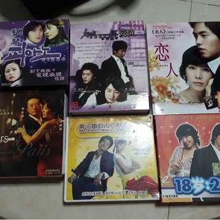 Korean CDs