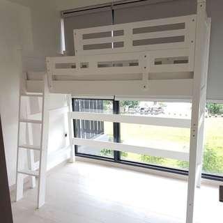 Unused Piccolo high loft bed (child)