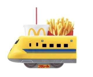 現貨 🇯🇵購於日本 Mcdonald's 麥當勞 🚅新幹線 手提籃