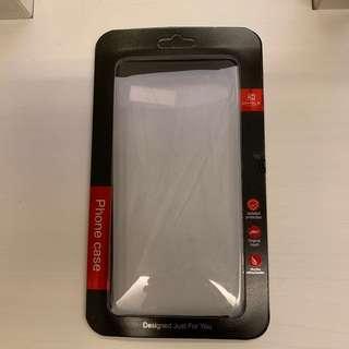 IPhone XR transparent case