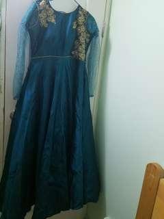 長身裙 maxi dress 3 pcs