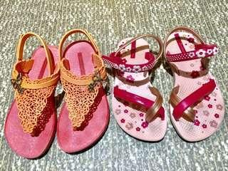Ipanema Sandals( Buy 1 Take 1 ) Size 9&10