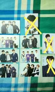 WTS Seventeen Wonwoo Various PC