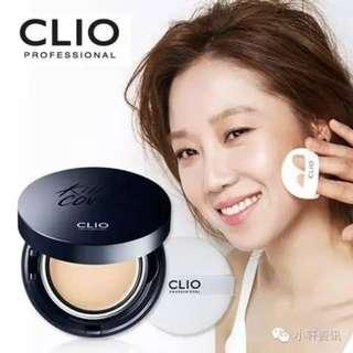2018 CLIO KILL COVER HIGHEST WEAR PACT SPF30 PA++ #4 無瑕水潤粉餅 12g 4號色 4-BO GINGER