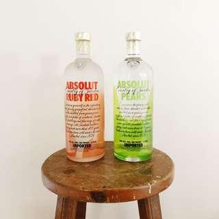 ABSOLUT Ruby Red & Pears