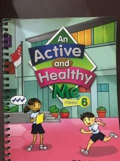 An active and healthy me