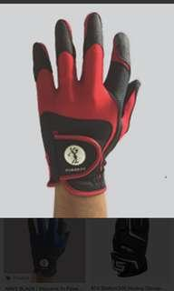 Brand new Lady Golf gloves accessories lady left hand S size with markee