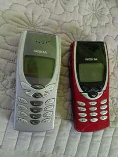 Nokia 8210 & 8250 for Sparepart