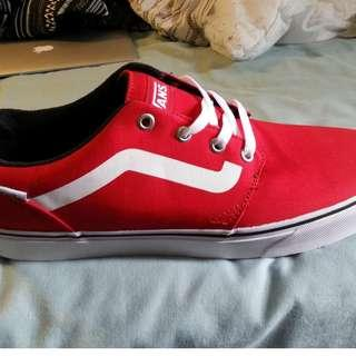 [New] Vans Chapman Red from UK! CNY offer