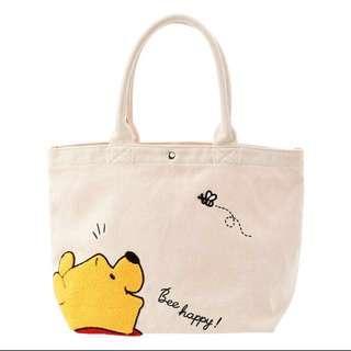 Disney Pooh Tote Bag
