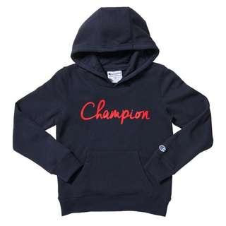 🚚 BNWT Champion Navy Hoodie (100% authentic)