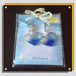 😍聖誕節優惠😍 襯衫耳環 (沖繩運抵本港)