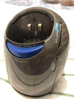 Braun Shaver Cleaning system