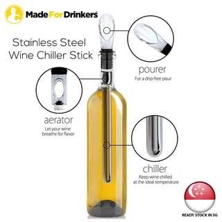 🚚 Wine Chiller Rod - Chill your wine in minutes