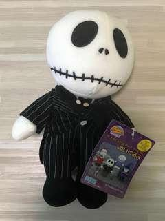 Nightmare before Christmas Jack soft toy