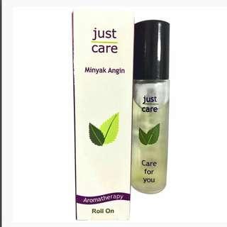 Just Care Minyak Angin Aromatherapy
