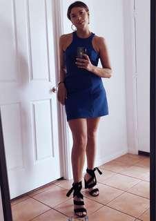 KOOKAI Blue Mini Dress