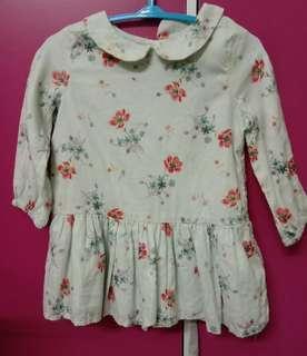 Baby gap blouse #xmas25