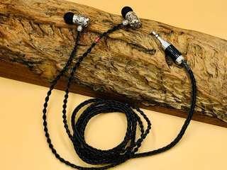 🚚 四動圈手工訂製耳機