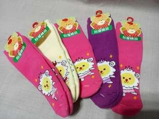 🚚 台灣製 毛巾襪 加厚 女童襪